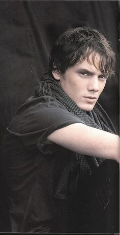 anton yelchin // YOU'RE GOING TO BE ODD THOMAS AND I AM SO EXCITED !!!! yes I'm yelling ^^