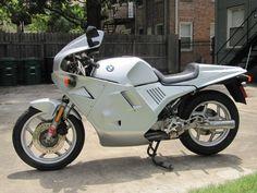 K 100 RS Bmw Sport, Sport Bikes, K100 Bmw, Bavarian Motor Works, Bmw Cafe Racer, Sidecar, Bobber, Cars And Motorcycles, Motorbikes