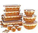 Temp-tations Floral Lace 20-piece Bakeware Set – K42701 — QVC.com  $110…    Temp-tations Floral Lace 20-piece Bakeware Set – K42701 — QVC.com  $110 Temp-tations Floral Lace 20-piece Bakeware Set – K42701 — QVC.com  $110…