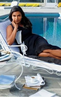 Mindy Kaling shares her secret guide to confidence - click to read all her best advice.