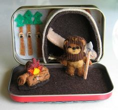 sloth in an altoids tin - Google Search