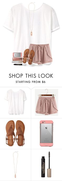 """""""Bella's contest!!"""" by kyliegrace ❤ liked on Polyvore featuring beauty, MANGO, Aéropostale, Urban Decay, LifeProof, Kendra Scott and L'Oréal Paris"""