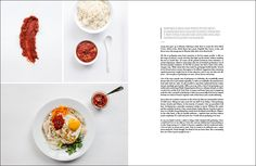 gochujang spread in cereal magazine