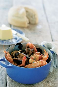 Singing the blues - how we love our Le Creuset blues