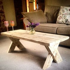 New scaffold coffee table #scaffold #scaffoldfurniture #upcycled #upcycling
