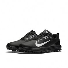 "new products e0ce9 27fe8 Nike Lunar Command 2 Mens Golf Shoe - Black ""mensgolfshoes"""
