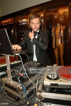 DJ Kelly Cole attends Brooks Brothers celebrates the publication of Assouline's 'American Fashion Menwear' by Robert F. Bryan at Brooks Brothers on December 2, 2009 in Beverly Hills, CA.
