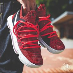 Nike Zoom Kd10 Red
