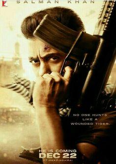 Tiger zinda hai 1st poster