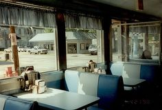 Bobbie's Diner Interior, 1998 | Bobbie's Diner Savannah, GA … | Flickr