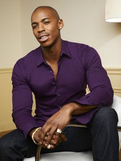 Mehcad Brooks - TV show Necessary Roughness