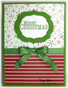 Good Cheer Christmas by discoverstampin - Cards and Paper Crafts at Splitcoaststampers