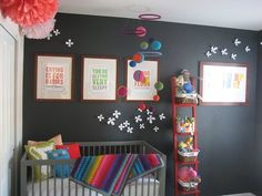 Such a cute nursery!
