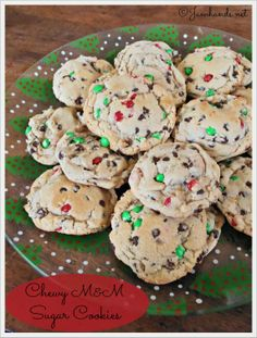 Jam Hands: Perfect M&M Pudding Cookies