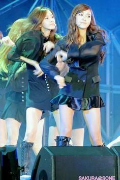 Twitter / Sakura_SONE: Jessica & Yoona Tiffany ...