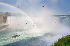 Las diez cascadas más impresionantes del mundo