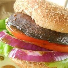 Bbq Grilling, Savory Portobello Mushroom Burgers, Just Brush Large, Thick Portobello Mushroom Caps With An Easy And Flavorful Dressing Made With Olive Oil, Balsamic Vinegar, Dijon Mustard, And Garlic, And Grill A Few Minutes Until Juicy And Tender.