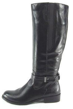 c010588cbe92 Alfani Women s Jurissa Riding Boots Size 6.5M Black Alfani s Jurissa riding  boots are a truly