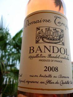 Domaine Tempier Bandol Rosé a favorite.