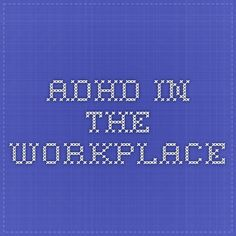"""How significantly ADHD affects your job outlook depends on the severity of the condition. Some people with ADHD may just have trouble staying on-task, while others can't make it through the workday without getting into a huge blow-up with a boss or co-worker. Those who are more severely affected can lose their job, or wind up bouncing from job to job, or seeking disability benefits."""