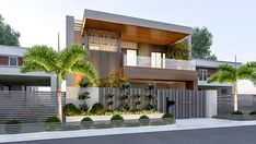 Architecture,Interior Design,Visual Effects,Behance Mobile House Roof Design, House Outside Design, Unique House Design, Bungalow House Design, Facade Design, Modern Exterior House Designs, Dream House Exterior, Bungalow Exterior, House Exteriors