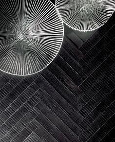 55 Ideas For Black Wood Plank