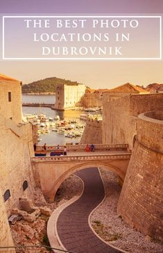 The Best Photography Locations in Dubrovnik by The Wandering Lens Croatia Travel Honeymoon Backpack Backpacking Vacation Europe Croatia Travel Guide, Europe Travel Guide, Europe Destinations, Italy Travel, Holiday Destinations, Croatia Itinerary, Budget Travel, Dubrovnik Old Town, Estonia Travel
