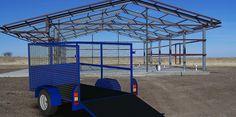 www.trailerplans.com.au Build your own CAGE TRAILER - Trailer Plans - Designs & drawings for trailer construction Trailer Plans, Trailer Build, Cage Trailer, Construction, Plan Design, Designs To Draw, How To Plan, Building, Fire