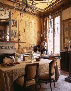 Vox Populi's home and studio in France!