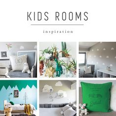 30 Options to update your kids room