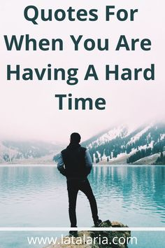 Quotes For When You Are Having A Hard Time – Latalaria Be A Better Person, Feel Better, Define Like, I Am Sad, Cancer Sign, Cheer Me Up, Live In The Present, Badass Quotes, Having A Bad Day