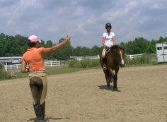 Everyday Conditioning: Riding on your own - It's nice to have a trainer holding your hand, but there's a lot to be gained from riding solo as well. Katie Passerotti outlines some tips on getting your riding homework done in between lessons. Courtesy of HorseNation.com