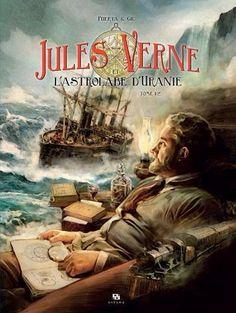 Jules Verne et l' astrolabe d'Uranie T1