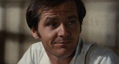 """Jack Nicholson in """"Easy Rider"""" - his breakout role"""