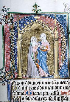 Book of Hours, MS G.59 fol. 29v - Images from Medieval and Renaissance Manuscripts - The Morgan Library & Museum