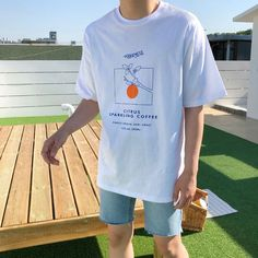Summer Outfits Men, Stylish Mens Outfits, Short Outfits, Casual Outfits, Fashion Outfits, Korean Fashion Men, Korean Street Fashion, Joko, Korean Outfits