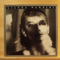 GIANNA NANNINI - Profumo - near mint Vinyl LP - Bello e impossibile - Seduzione