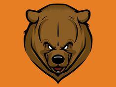 Bear WIP by Dermot Reddan