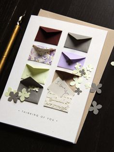 wedding card crafts diy cards my cards pinterest