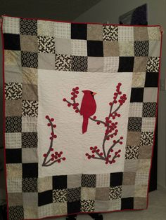 Alice Brady Clark on Facebook  A throw size made for daughter who lives on Red Bird Ct.