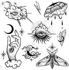 Flash Art Tattoos, Body Art Tattoos, Small Tattoos, Cool Tattoos, How To Draw Tattoos, Ship Tattoos, Ankle Tattoos, Arrow Tattoos, Flower Tattoos