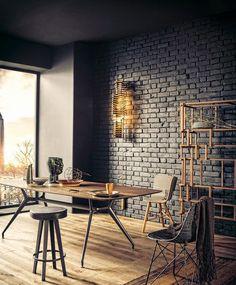 Abigail Ahern - black walls