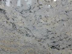 White Ice (Granite) Close Up