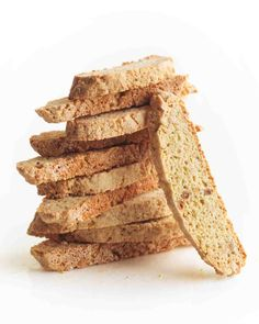 Almond Biscotti! Italian cookies that go perfectly with the Holidays!