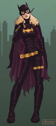 Batgirl- Stephanie Brown by ~JBadgr on deviantART