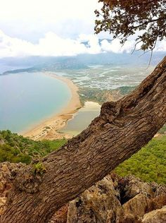#Iztuzu beach is the place where Caretta Caretta turtles lay they eggs, visit it on our #Dalyan tour!