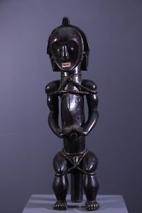 FANG STATUE AFRICAN TRIBAL ART AFRICAIN ARTE AFRICANA AFRIKANISCHE KUNST in Antiques, Ethnographic Antiques, African | eBay