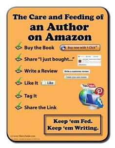Writers are at the core of writing (no duh) and many folks don't realize how much a referral means. So be sure to feed your favorite writer with a link or recommendation.