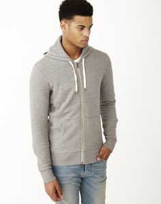 Shop for the latest Levi's Original Zip Up Hoodie Medium Grey Htr now stocked by menswear retailer THE IDLE MAN
