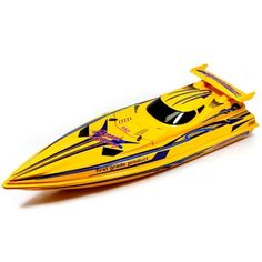 """36"""" 2.4G Speed-X Cyclone Racing Boat – Mikes RC Vehicles"""